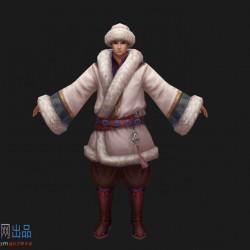 藏族男子,蒙古包,少数民族中年男人,藏民2