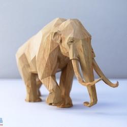 免费Mat Szulik最美3D低多边形CG艺术作品135p