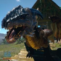 Dragons Pack PBR_V38_PBR材质恐龙,动作全,做的非常自然_当前最新版