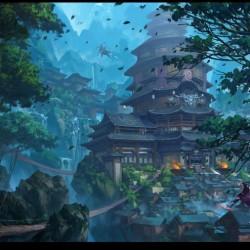 中国概念艺术家G liulian绿榴莲355p