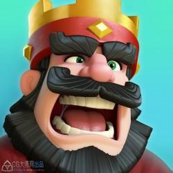 部落冲突:皇室战争Clash Royale游戏美术资源素材