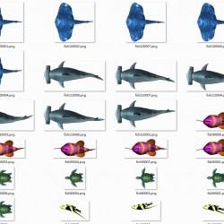 海底物件捕鱼达人全套资源免费
