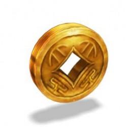 游戏金币资源低模金币(铜钱)有模型有材质免费分享