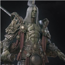魔族战士高级角色制作流程教程