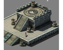 全套游戏场景模型49.5Gb三渲二场景模型资源