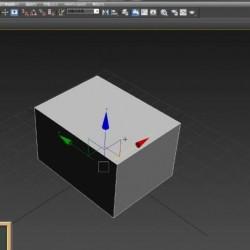 cg大师网首发3DMAX场景基础建模-LOL水晶小场景制作