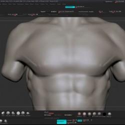非常全面 非常精髓的zbrush人体雕刻与人体建模教程 13.2G