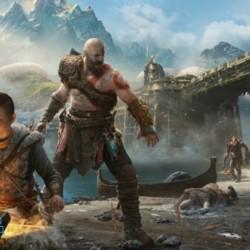 PS4战神4整理资源 超高清官方美术设定集+画册+攻略+原声带 共计10G容量