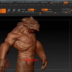 3DMotive - Stylized Creature Sculpting Volume 2