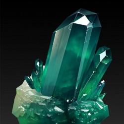 蒲贵老师的一个水晶