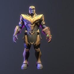 (首发)堡垒之夜(Fortnite)500+游戏角色模型