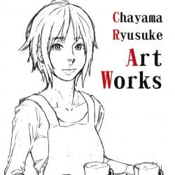 绘画参考设计资料 夏娃的时间角色原画素材