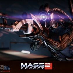 写实科幻风3d武器模型枪炮 48套 质量效应武器模型带贴图