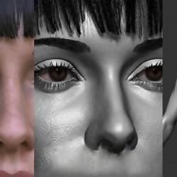 精品CG模型资源60美刀的 欧美女性模型 3D打印模型
