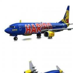 波音737-800飞机C4D模型