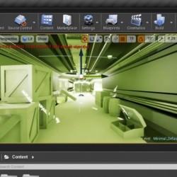 UE4游戏灯光照明基础技能训练视频教程