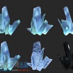 水晶 素材资源免费下载