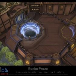 美国环境艺术家Ranko Prozo 24P 风暴英雄 暴雪 ZB 卡通 高模