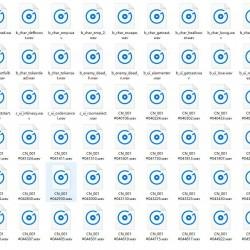 Arknights 明日方舟2D全套资源分享(音效界面模型贴图)