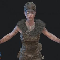 欧美魔幻次世代《地狱之刃:塞纳的献祭》角色 武器 场景道具