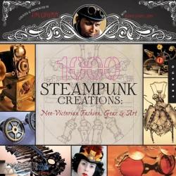 朋克時期器物1,000 Steampunk Creations--347P,绘画、制作参考