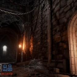 UE4重置黑暗之魂地牢场景