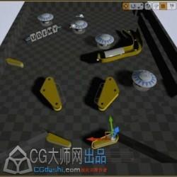 UE4虚幻引擎初学者全面核心训练视频教程