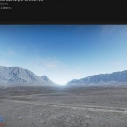 山脉资源AutomaticLandscapeDese