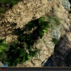 UE4 山脉+树木资源