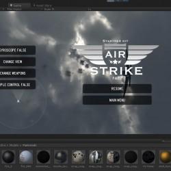unity3d-U3D空战游戏1.0 unity3d项目扩展