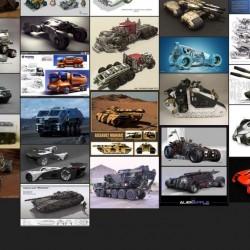 陆行装甲—载具 【2000P+】