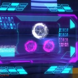 [unity3d其他] [粒子与特效资产] unity科幻交互式全息界面UI