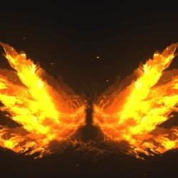 [unity3d特效] 分享一个用shader连出来的火焰翅膀