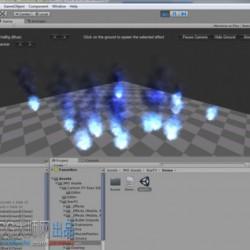 Unity3D适合FPS游戏的爆炸系列特效集合 [