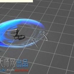 [3D特效] 源文件————平子