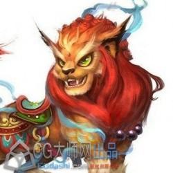 古风神话Q版 七十二变 原画素材设定资料140p游戏美术资源