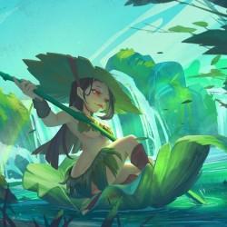 各种捕鱼类场景 角色 原画美宣 UI美术资源参考