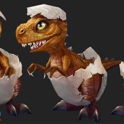 小恐龙-神魔系列