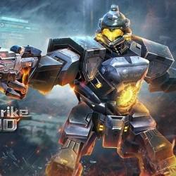 《泰坦冲突Techno Strike》全套角色 武器模型 机甲 机械手绘