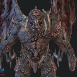 《斩妖除魔:地狱诅咒》角色 武器