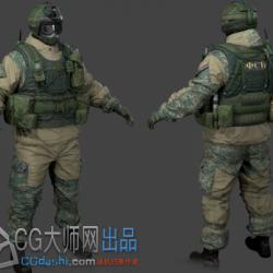 Rainbow Six siege 彩虹六号 Fuze 咚咚咚 一套制服