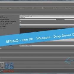RPGAIO rpg完整开发包