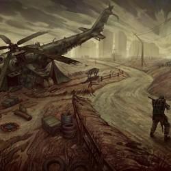 末世僵尸生存游戏全套美术资源