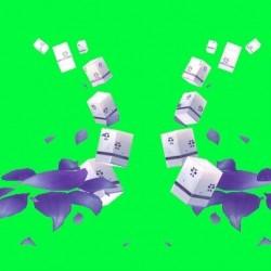 花影阑珊二次元模型