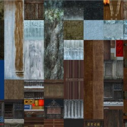 《诛仙》 贴图 场景(地面,建筑,物件,特效等) 1.2G