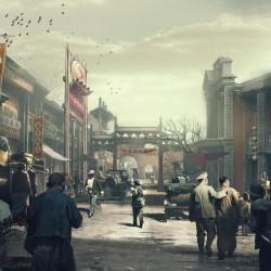 国人画师俊霊A站全集(设计稿居多)