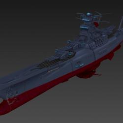 最全《宇宙战舰大和号2202》手游模型