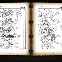 《无皇刃谭 》设定集 分镜 原画 人物设 全收录 745p