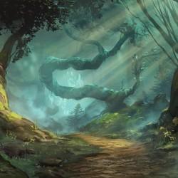 游戏美术素材 上千张场景设定概念图 插画素材