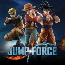 Jump Force 大乱斗 人物模型 魔幻 日式动漫角色 龙珠 火影 死神